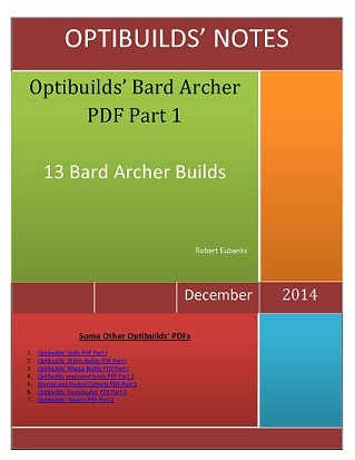 Pathfinder Optimized Bard Build – Archer God | Optibuilds com